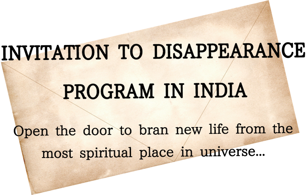 disappearance program in India